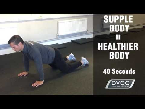 Supple Body = Healthier Body
