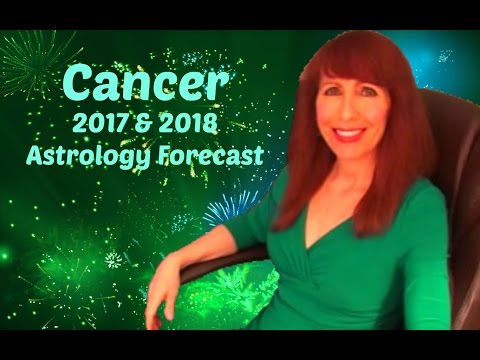 Cancer 2017 ~ 2018 Astrology ~ Be Ready for Big Love