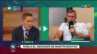 Abusos en Independiente: habla el abogado de Bustos - Telefe Noticias