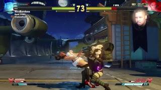 Salty Street Fighter V Stream