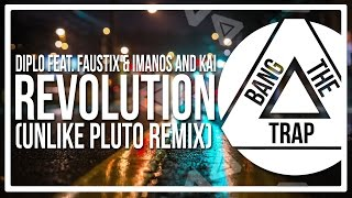 Diplo Feat Faustix Imanos And Kai Revolution Unlike Pluto Remix