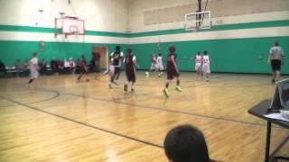 Spring 2012 AAU Basketball Highlights
