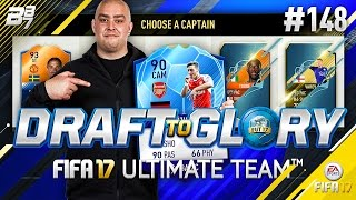 DRAFT TO GLORY! SO CLOSE TO 2 MILLION COINS! #148 | FIFA 17 ULTIMATE TEAM