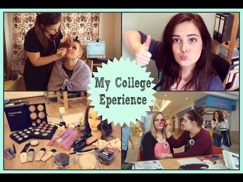My College Experience Makeup Course | Q&A Answers!
