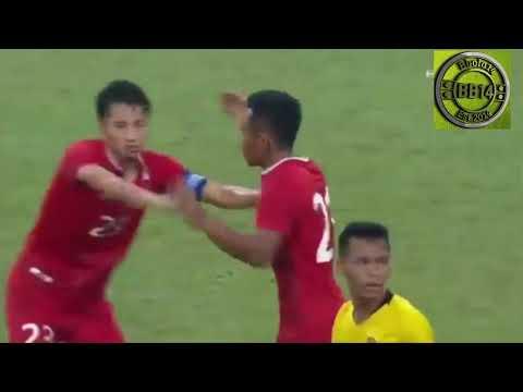 Laos U23 vs Malaysia u23 0 - 1 | 24 March 2019