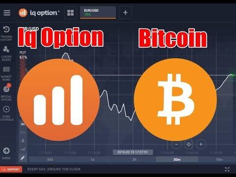 IQ OPTION - BITCOIN