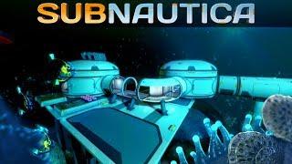 🐟 Subnautica #08 | Abstrakte Baukunst unter Wasser | Gameplay German Deutsch thumbnail