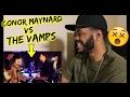 Ed Sheeran - Shape Of You (SING OFF vs. The Vamps) REACTION!!