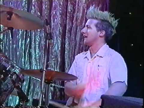 GreenDay - Brainstew/Jaded, Live '96, Hotel Babylon