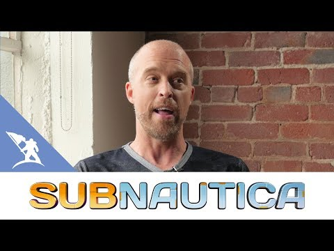 Making Of Subnautica - Charlie Cleveland - Game Direction