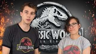Jurassic World : Fallen Kingdom - Initial Reaction + Review