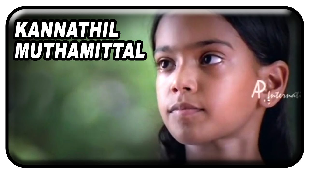 Kannathil Muthamittal Tamil Mp3 Songs Download