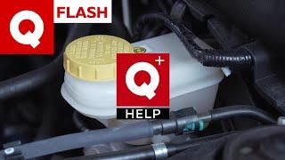 QHelp: Come controllare il liquido freni