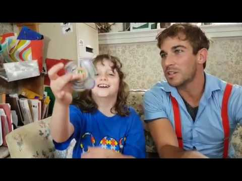 Chloe Interviews Chris From Special Books By Special Kids