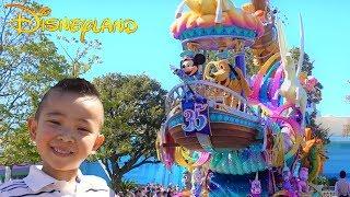 Mickey Minnie Mouse Disney Princess Kids Show Tokyo Disneyland Ckn Toys