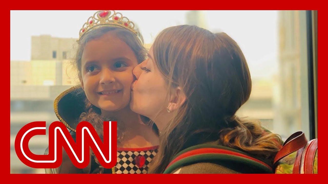 CNN:Saudi judge denies mother custody for being too Western