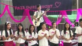 Aluna - Koy Het Dai (I Can) -  DFC Laos 2012