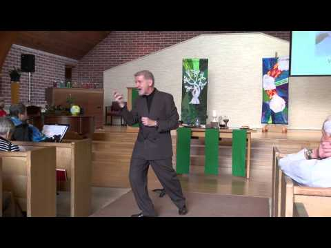 Oct. 5th, 2014 sermon at Lynn Valley United, North Vancouver, BC