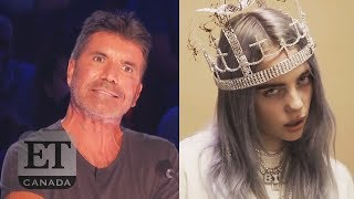 Gambar cover Simon Cowell Is Not A Billie Eilish Fan, Calls Act 'Worst Live Performance'