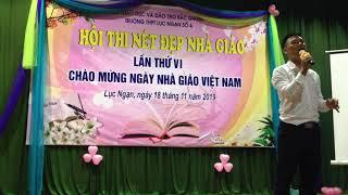 Gambar cover IMG 2077 Giao luu Ly Hong Linh, Hoang Van Bang