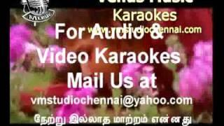 Download Hindi Video Songs - Netru Illatha Maatram Karaoke