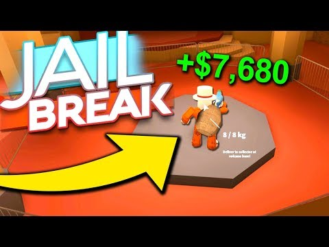 HOW TO ROB THE NEW MUSEUM IN JAILBREAK *NEW UPDATE*