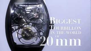 Franck Muller - Giga Tourbillon
