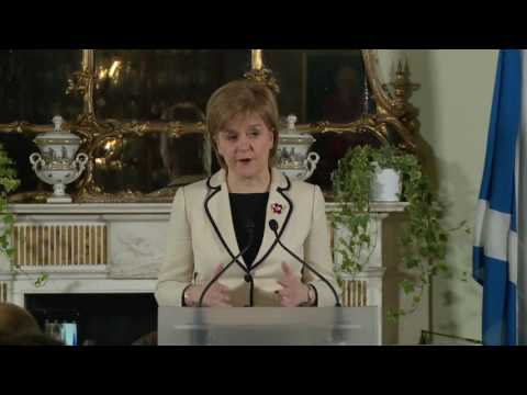 First Minister's Press Conference