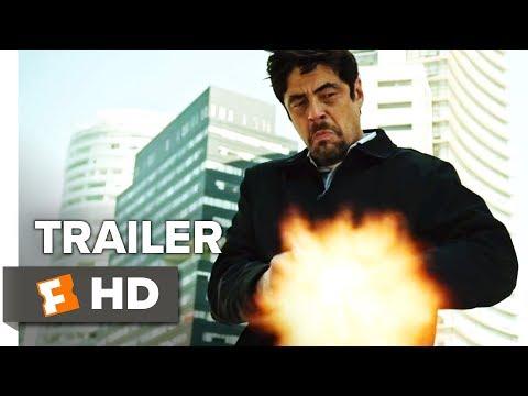 Sicario 2: Day of the Soldado Trailer #2 | Movies Trailer