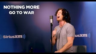 nothing more go to war siriusxm octane