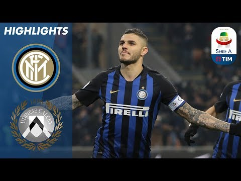 Inter 1-0 Udinese | Cheeky Icardi Penalty Wins It for Inter | Serie A