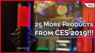 25 More Products From CES 2019!!!