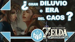DEFINITIVO - Cronología Zelda: Breath of the Wild | NDeluxe
