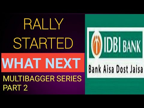 IDBI BANK FUTURE MULTIBAGGER 2 --YES/NO || MONEYLOGY