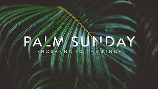 Triumphal Entry - Palm Sunday 2019