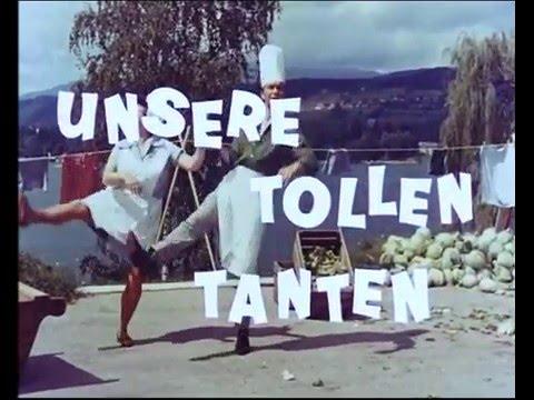 Unsere tollen Tanten  Jetzt auf DVD!  mit Udo Jürgens & Gunther Philipp  Filmjuwelen