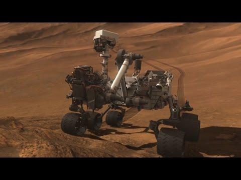 Rocas revelan abundante oxígeno en el pasado marciano