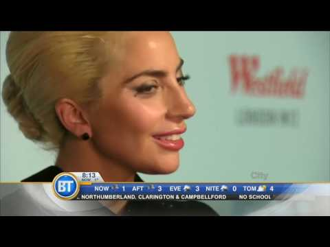 Video: Lady Gaga aims high for this year's Super Bowl