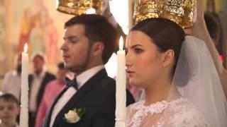 Алчевск Венчание 21 сентября 2015 года Григорий и Ирина