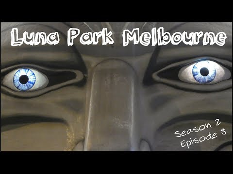 LUNA PARK | MELBOURNE, AUSTRALIA | Travel with Kids