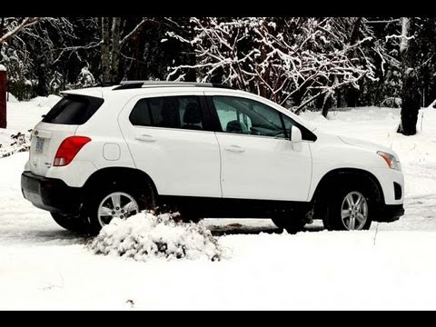Chevrolet Trax  2013 Video You Tube