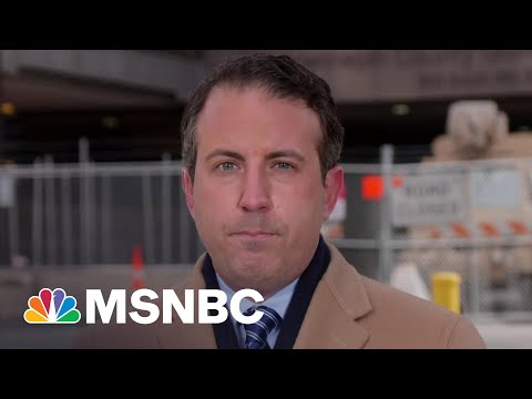 Chauvin Trial Juror Had 'Stress-Related' Reaction, Declined Medical Attention | Katy Tur | MSNBC