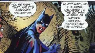 Batman Odyssey Vol. 1 #3 Motion Comic