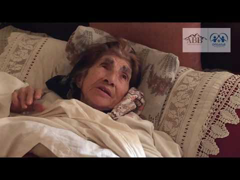 Food Delivered To Elderly In Poverty - Helping Needy In Armenia - ABB - Nov. 2017