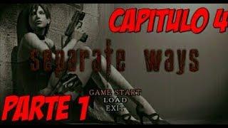Guia de Separate Ways | Resident Evil 4 | Capítulo 4 | Parte 1