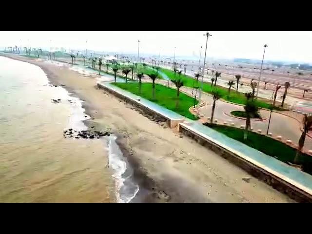 واجهـة البحرية الشاطئ الحريضة بمنطقة عسير مشروع جديد Youtube