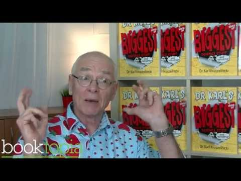Dr Karl Kruszelnicki on his Biggest Book of Science Stuff (and Nonsense)