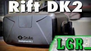 LGR - Oculus Rift DK2 Thoughts & Demonstration