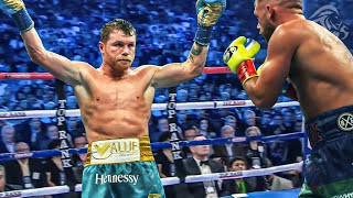 Why Nobody Can Beat Canelo Alvarez