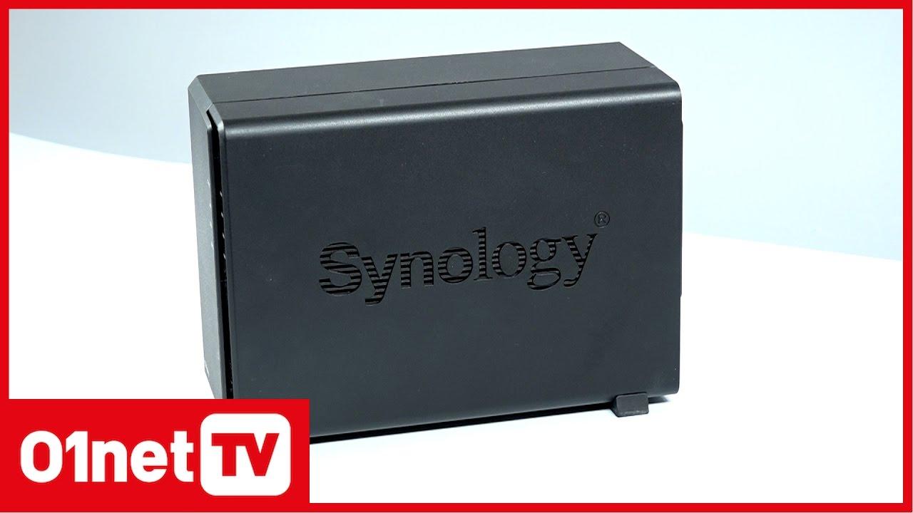 que peut on faire avec un nas synology ds216play youtube. Black Bedroom Furniture Sets. Home Design Ideas